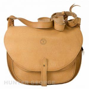 Ловна чанта – Естествена кожа бланк